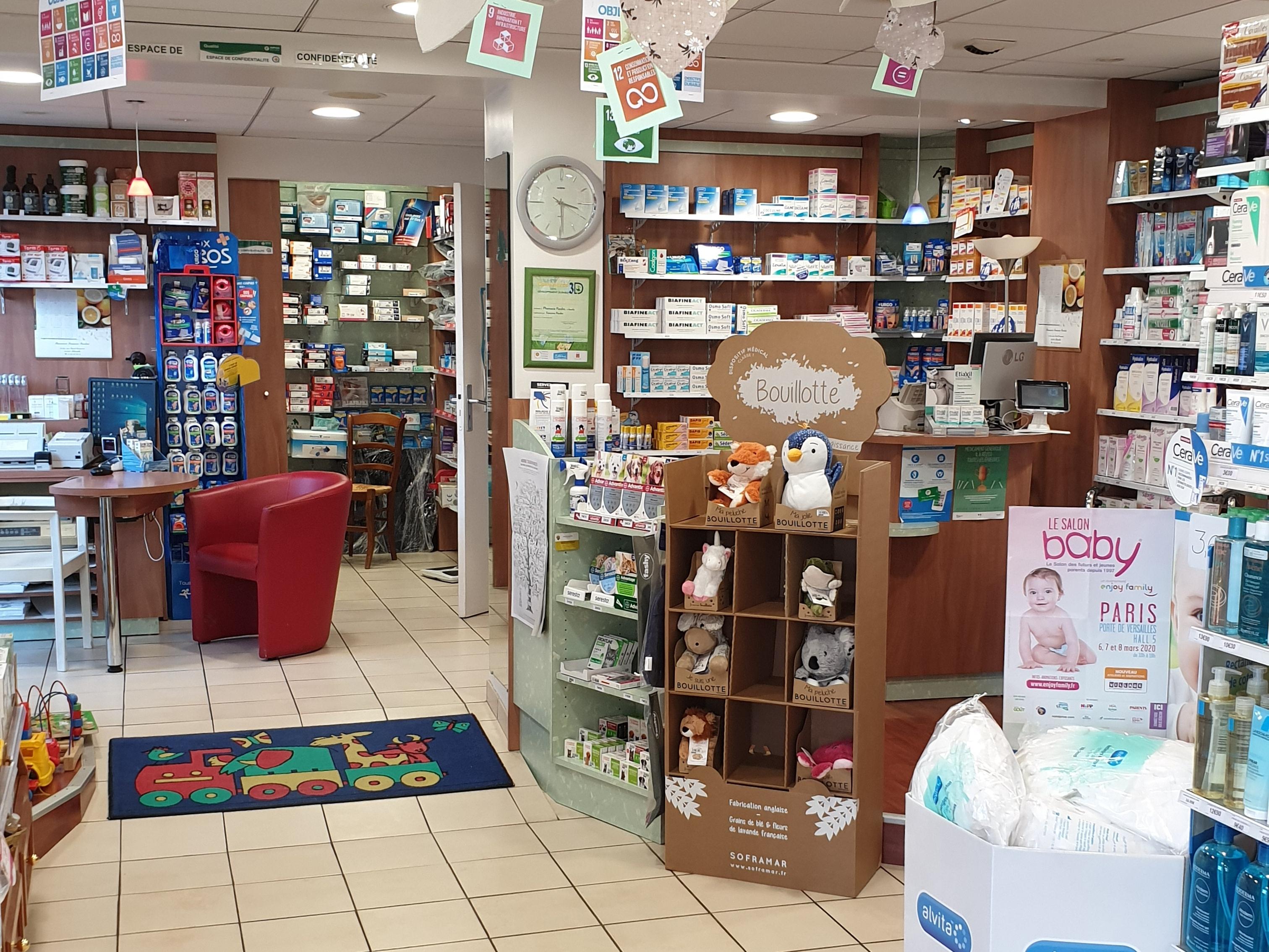 Pharmacie Parolini à Itteville